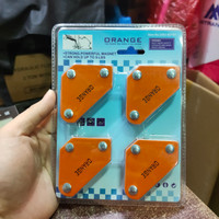 """Siku magnet las / Welding magnetic holder 9lbs Penahan magnet arrow 2"""""""