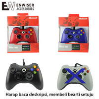 Joy Stick Gamepad Stik XBOX 360 Kabel