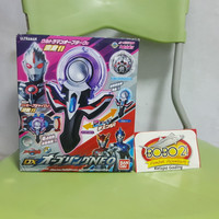 BANDAI ULTRAMAN DX ORB RING NEO ORBRING New