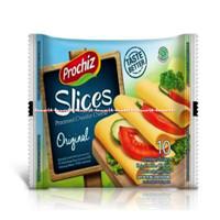 Prochiz Slice Original Cheddar Cheese 10pcs Keju lembaran