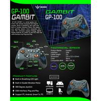 NYK GP-100 Gambit - Gamepad