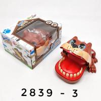 LUCKY DOG Dentist Gigit Jari 2839-3 CRAZY GAME Mainan Edukasi Anak