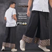 fillea Tutagan new sarung celana batik pria baju ibadah modern murah
