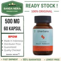 Herbana Kulit Manggis 60 Kapsul 500 Mg