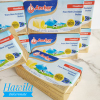 Anchor Butter Unsalted 227gr