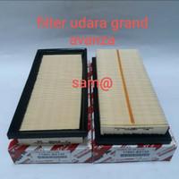 Filter udara grand new Avanza/ Veloz