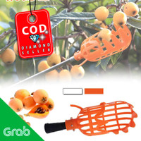 Sekop Pemetik Buah Garden Fruit Picker Collection Head Tool - A47