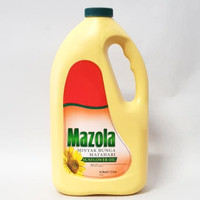 MAZOLA SUNFLOWER OIL 1,5 L