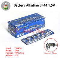Battery/Baterai Alkaline LR44 / LR 44 / AG13 / AG 13 1.5V