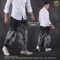 fillea Gurdoflo new sarung celana batik pria baju ibadah modern murah