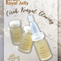 serum royal jelly jafra original glowing
