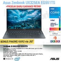 LAPTOP ASUS ZENBOOK UX325EA EG551TS CORE i5 1135G7 8GB SSD512GB