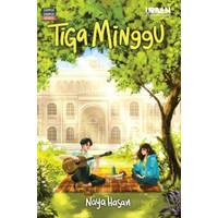 Buku Novel Campus Couple Series: Tiga Minggu