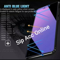 Temper Glass Anti Blue / Anti UV OPPO F1S F5 F7 F9 F11 F11 PRO A3S