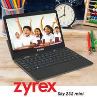 Laptop Zyrex Sky 232 Mini Intel N3350 4GB 256GB 11.6inch Win10 - Resmi