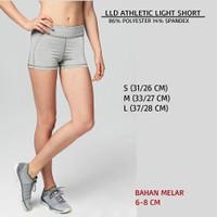 Celana Branded Wanita - LOVE LIVE DREAM ATHLETIC LIGHT SHORT