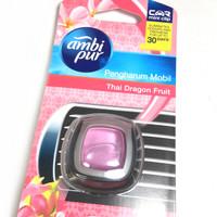 Ambipur Pengharum Mobil Car Mini Clip 2 ml Interior Mobil baru