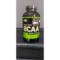 ON Bcaa 1000mg 400 Capsules Optimum Nutrition Bcaa 1000mg