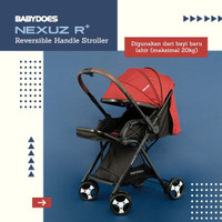 Stroller Baby Does NEXUS R Stylish Design