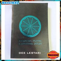 Novel Supernova By Dee Lestari | Kesatria Putri Dan Bintang Jatuh