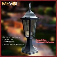Lampu Pilar/ Lampu Taman / Lampu Pagar Minimalis MEVAL 08