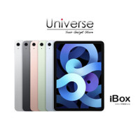 Apple iPad Air 4 Wifi 64GB - Garansi Resmi iBox Apple Indonesia