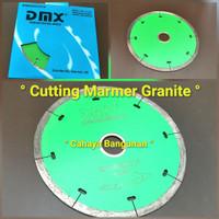 "Gerinda Cutting Diamond Wheel Mata Pisau Potong Marmer Granite DMX 4"""