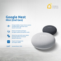 Google Nest Mini 2020 (2nd Gen)