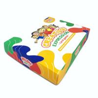 Creative Expression Card Game Playlabs - Mainan Edukasi Anak Kartu