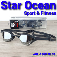 kacamata renang ARENA COBRA ULTRA MIRROR SLBB MADE IN JAPAN