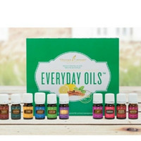 Everyday Oils Essential Oil young living YL seal