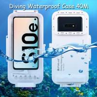 Puluz Diving Waterproof Case 45 Meter Underwater Samsung S10E