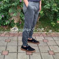 Celana Olahraga Celana Joger Celana santai celana Training Jumbo Adem