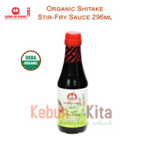 Wan Ja Shan Organic Shitake Stir Fry Sauce 296ml