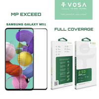 TEMPERED GLASS VOSA MP EXCEED SAMSUNG GALAXY M51 m51 M 51 m 51