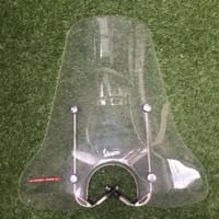 Flyscreen Windshield Vespa LX Clear Windscreen Original Piaggio