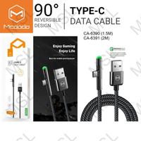 Mcdodo Kabel Data Type C Gaming LED QC3.0 Fast Charging CA-639