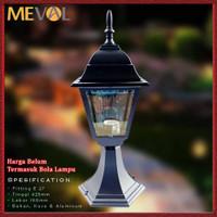 Lampu Pilar/ Lampu Taman / Lampu Pagar Minimalis MEVAL 10