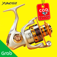 YUMOSHI REELSKING EF3000 Reel Pancing Spinning 12 Ball Bearing