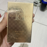 missha time revolution essence trial kit
