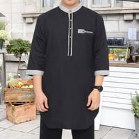 Baju Koko Qurta Kurta Nabawi Katun Premium Ukuran Jumbo