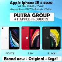 Jual Iphone Se 2020 Terbaru February 2021 - Harga Murah
