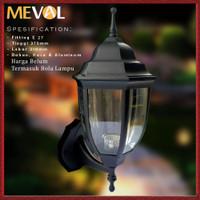 Lampu Dinding/ Lampu Minimalis / Lampu Taman MEVAL 02