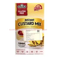Orgran Instant Custard Mix 200gr Premix Tepung Instant Bebas Gluten