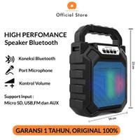 Speaker Bluetooth WUW R86 Speaker Portable High Performance Sound Ori