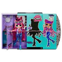 LOL OMG 20 Suprises Mainan Boneka Suprised Unboxed Fashion