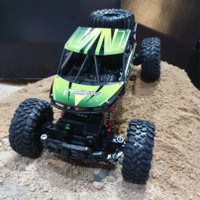 GM27S. RC offroad series 4x4 rock crawler 1:14 scale