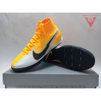SEPATU FUTSAL NIKE MERCURIAL SUPERFLY 7 ELITE IC ORIGINAL AT7982801