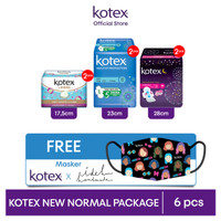 Kotex New Normal Package