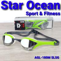 kacamata renang ARENA COBRA ULTRA MIRROR AGL-180M SLSG MADE IN JAPAN